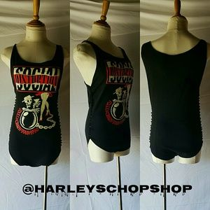 Harley's Chop shop